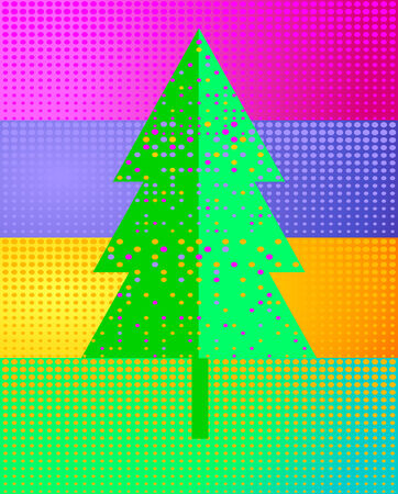 to decorate the Christmas tree Stock Vector - 7989799