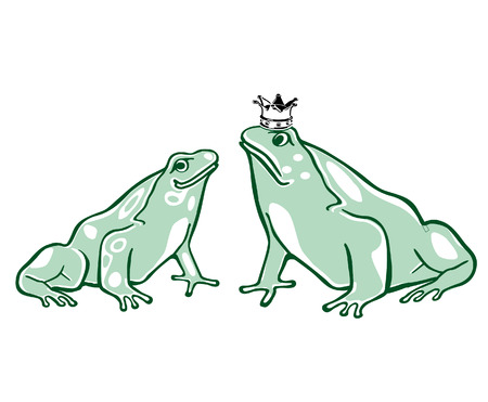 greener: Frog King