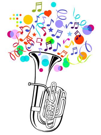 Gruppo di tuba