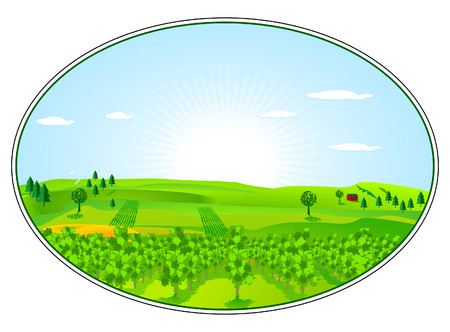 area for agricultural