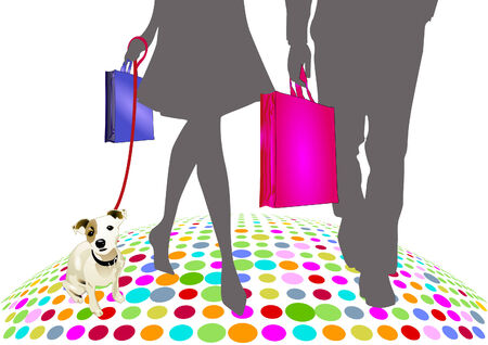shopping Stock fotó - 8196354