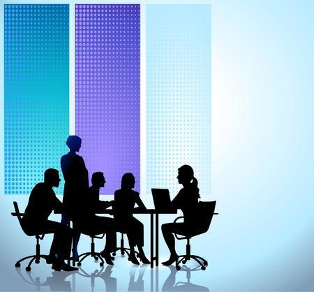 conferencia de negocios: Conferencia de negocios