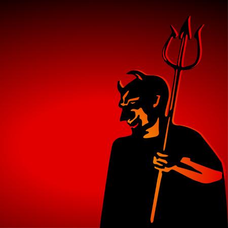 Satan Stock Vector - 8568724