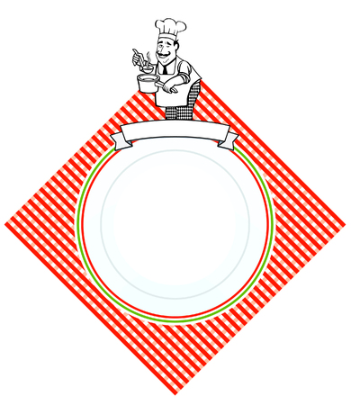 set meal Stock Vector - 8753038