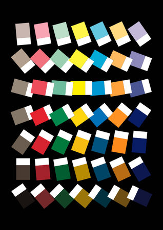 wallpapering: color palette