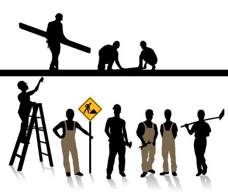 scaffold: building craft, builder