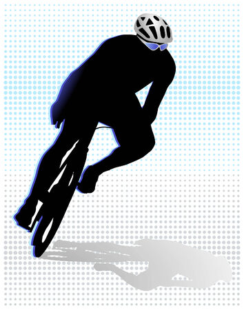 Rad-Sport Stock Vector - 8866424