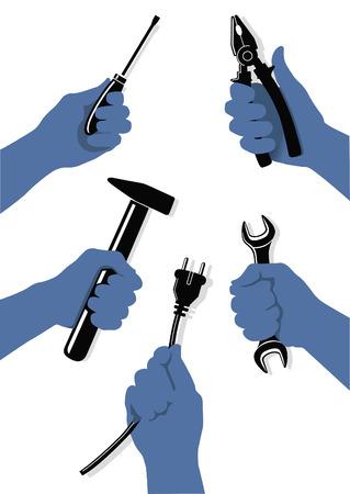 craftsmen: handcraft tools