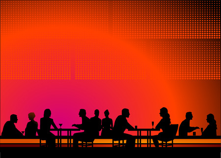 fond restaurant: Restaurant Nightclub