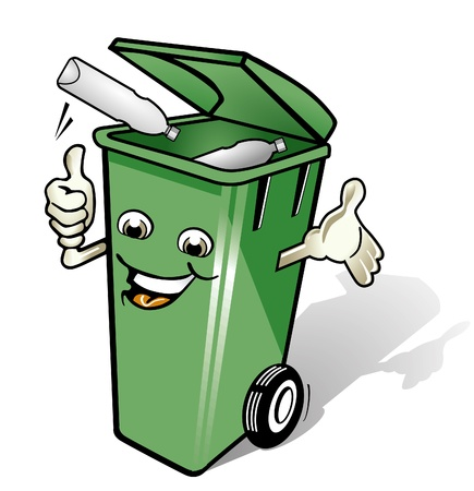 environmentalists: Recycle bins
