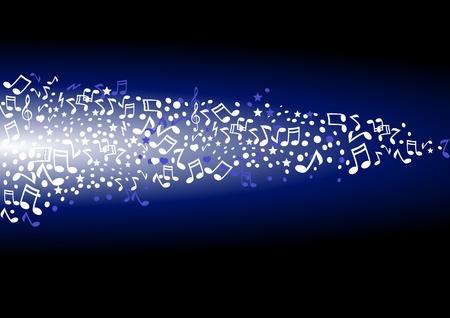 musical instrument: Scores Way Illustration