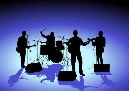 band instruments: Band