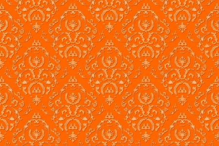silk wallpaper bitter-sweet Vector
