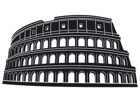 Colosseum in Rome, Italy Stock Vector - 10515106