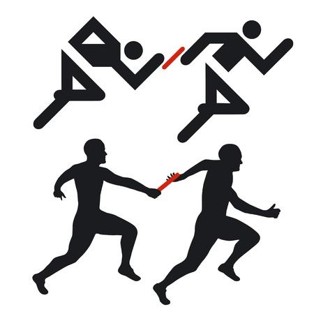 relay: Relé de cambio Vectores