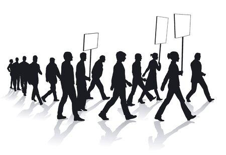 conflictos sociales: demostraci�n