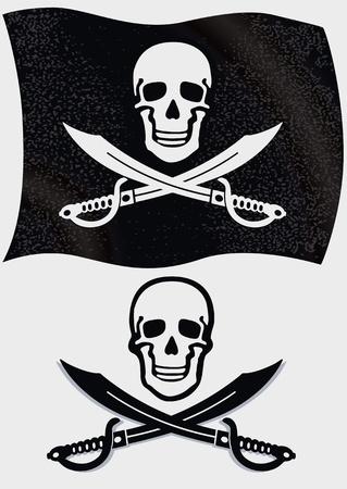 drapeau pirate: Pavillon noir