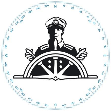 ship captain: captain