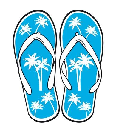 sandal: Flip-flop