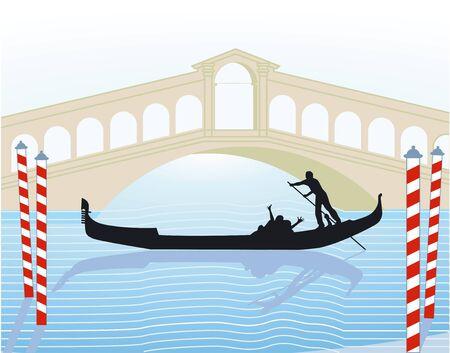 waterway: Venice