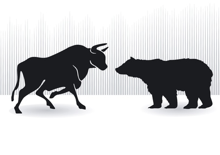 bear market: Bulls and Bears