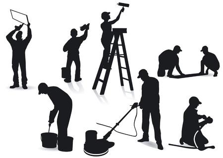 decorando: Los artesanos y pintores