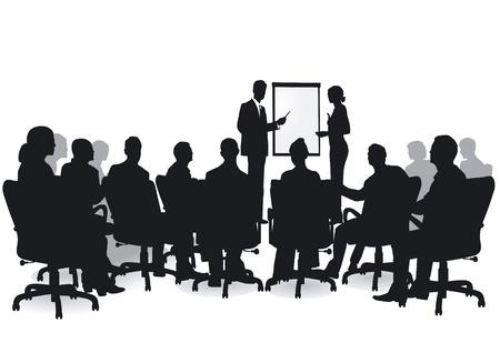 resoudre probleme: Marketing et Strat�gie Pr�sentation Illustration