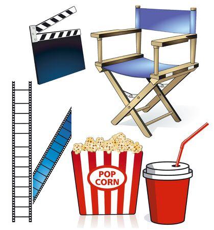 Cinema e Motion Pictures Archivio Fotografico - 14447401