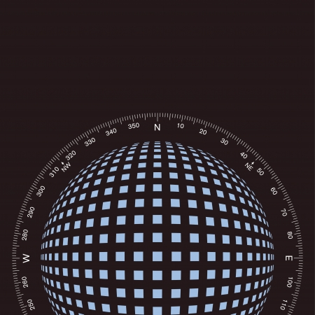 windrose: navigation mark