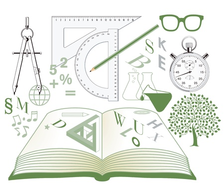 pedagogy: Studies symbols