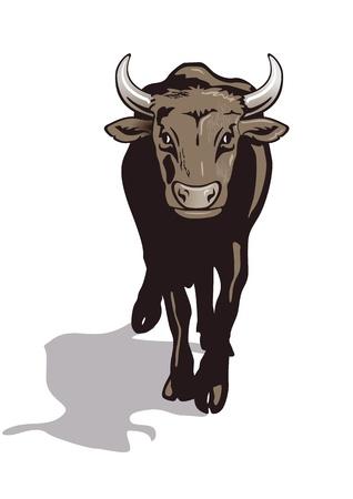 wrathful: Bull