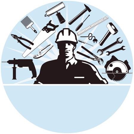 Haus bauen clipart  Hausbauen Lizenzfreie Vektorgrafiken Kaufen: 123RF