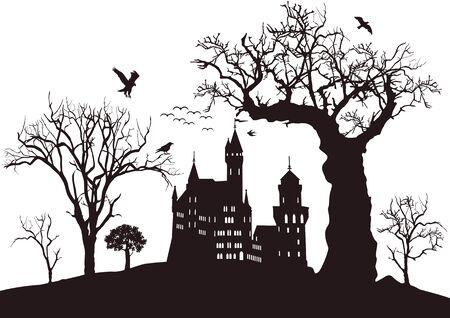burg: black castle