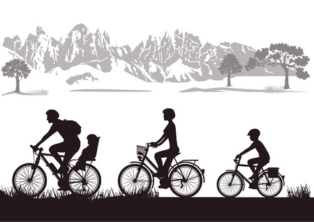 excursion: Family Biking