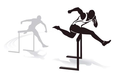 hurdles: Sprint Hurdles