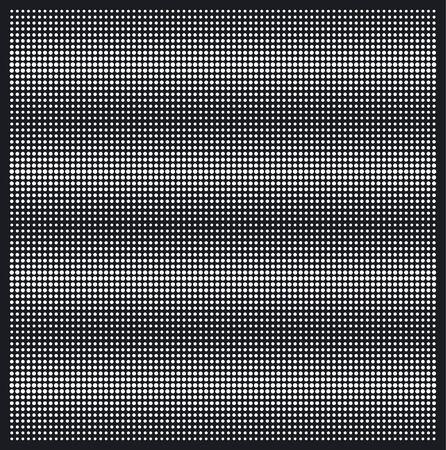 regularly: white black grid
