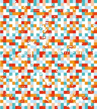Abstract mosaic Stock Vector - 17459068