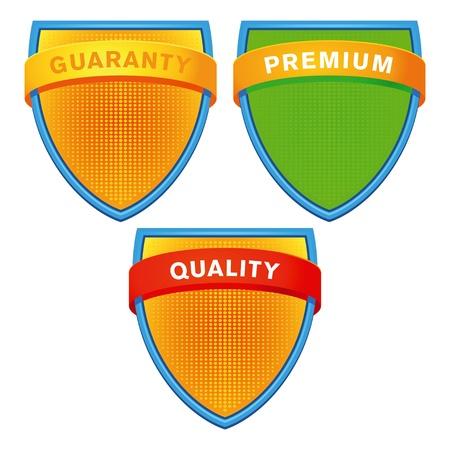 guaranty: guaranty emblem
