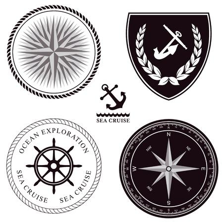 rowing: Maritime symbols