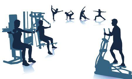 stepper: Fitness Center