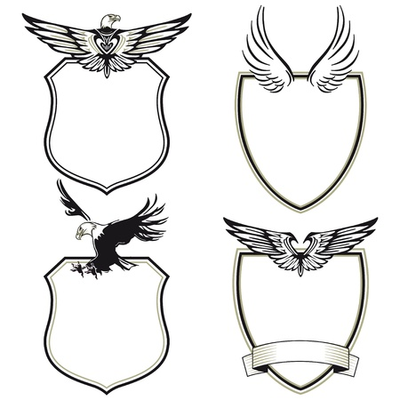 imperator: eagle crest, wings first Illustration