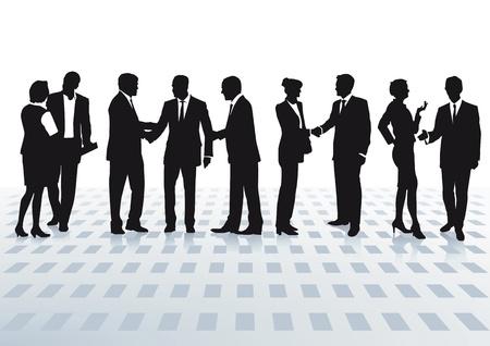 sociable: receive meeting