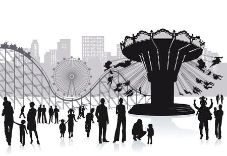 fair: public festival