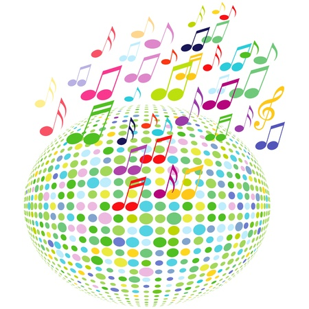 composer: the world of music notes