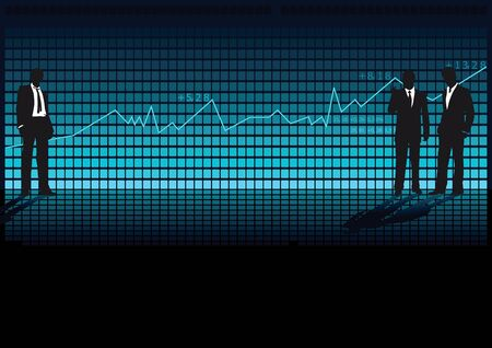profit and loss: Exchanges and index management Illustration