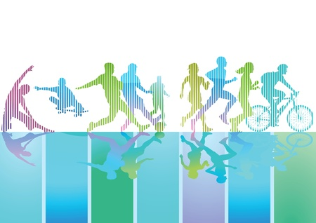 Sports and Recreation Vector