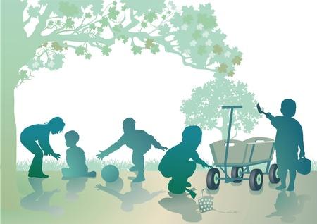 sandbox: Kids in the sandbox