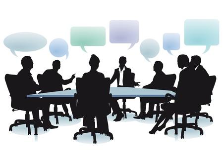 discuss: exchange of ideas