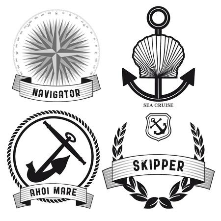 skipper: Nautical signs