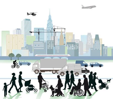 Ville et de la circulation